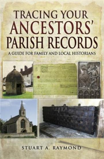 Tracing Your Ancestors' Parish Records - cover