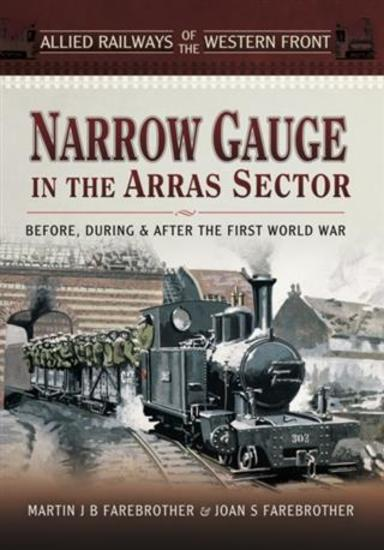 Narrow Gauge in the Arras Sector - cover