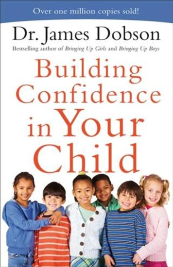 Building Confidence in Your Child - cover