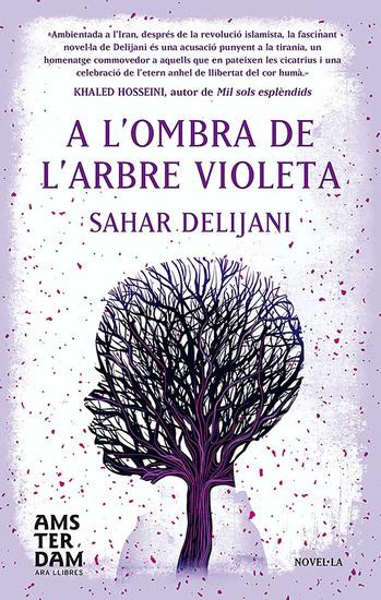 A l'ombra de l'arbre violeta - cover