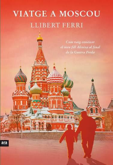 Viatge a Moscou - cover