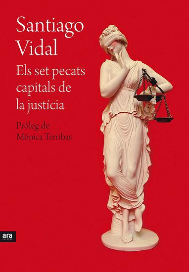 Els set pecats capitals de la justícia - cover