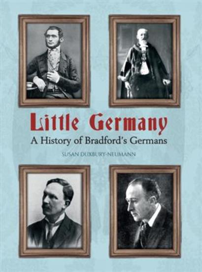 Little Germany e-book - cover