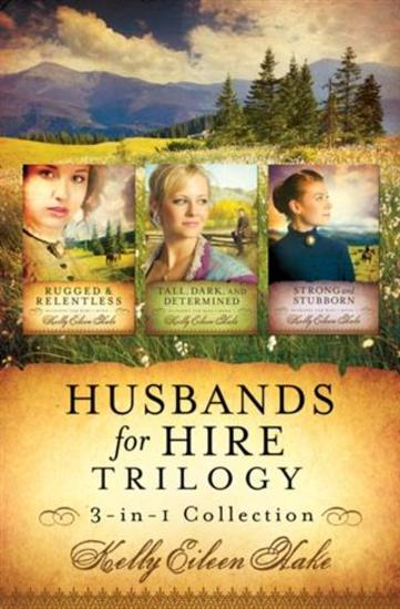 Husbands for Hire Trilogy - cover