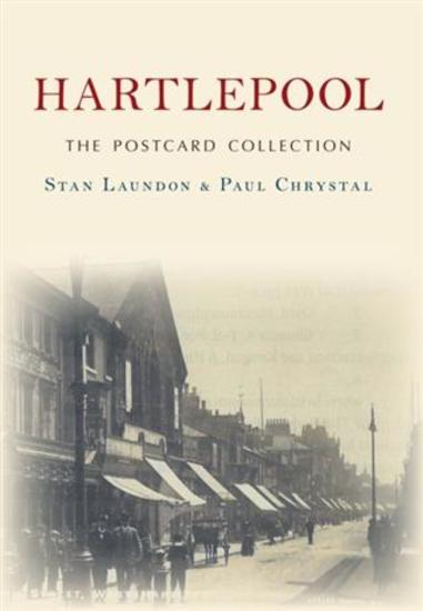 Hartlepool The Postcard Collection - cover