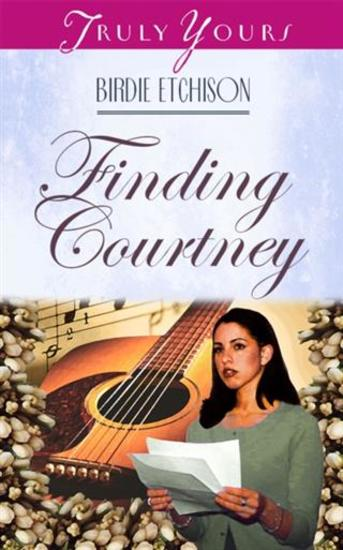 Finding Courtney - cover