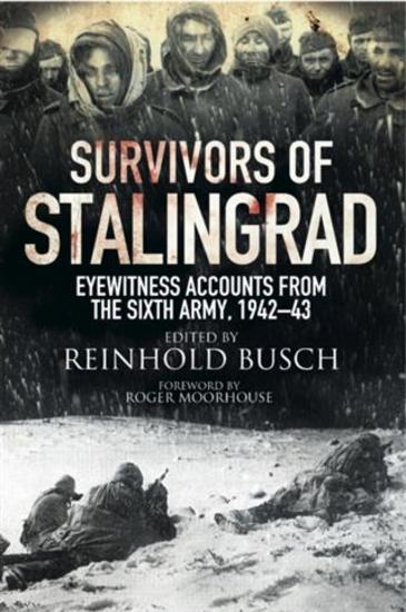 Survivors of Stalingrad - cover