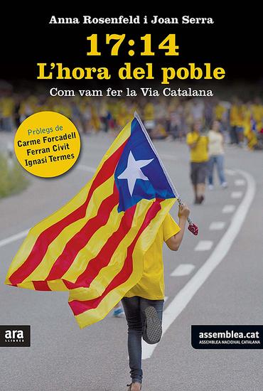 17:14 L'hora del poble - Com vam fer la Via Catalana - cover
