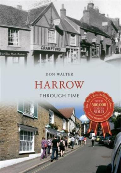 Harrow Through Time - cover