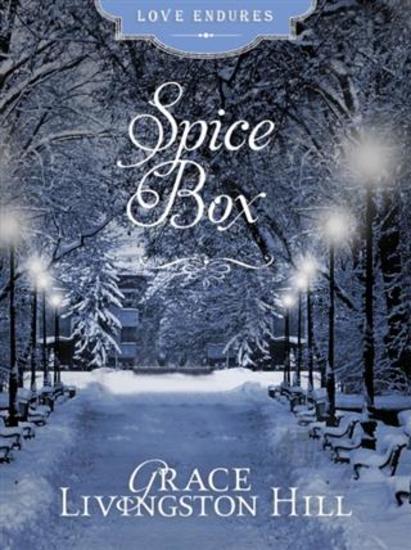 Spice Box - cover