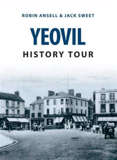 Yeovil History Tour - cover