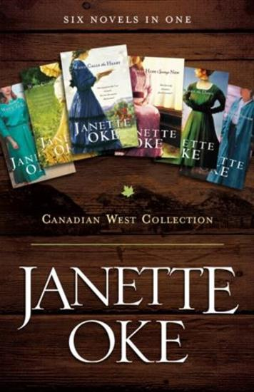 Canadian West Collection - Six Novels in One - cover