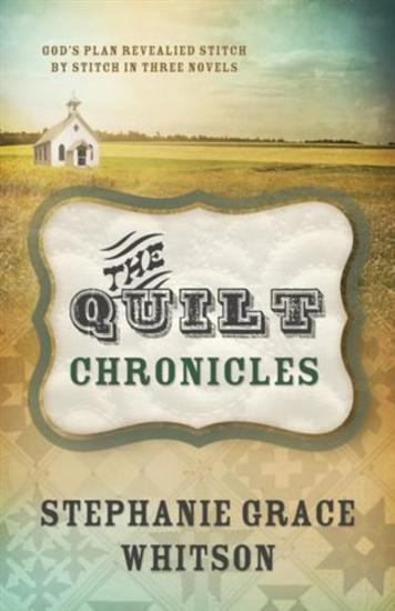 Quilt Chronicles Boxed Set - cover