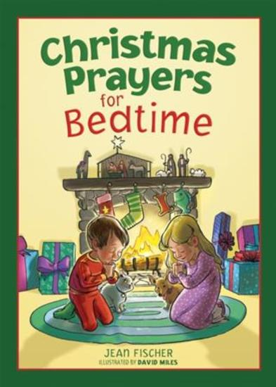 Christmas Prayers for Bedtime - cover