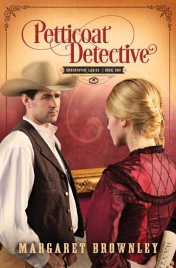 Petticoat Detective - cover