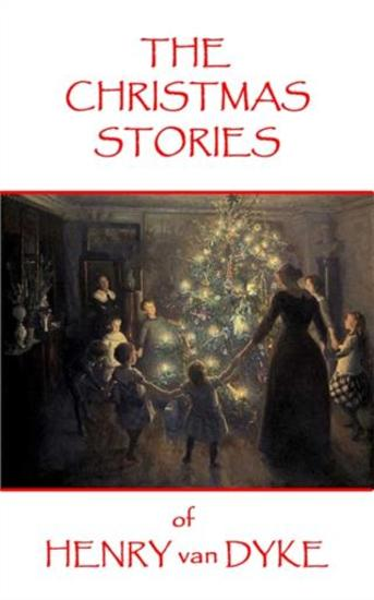 Christmas Stories of Henry van Dyke - cover