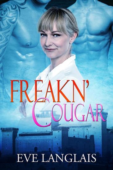 Freakn' Cougar - Freakn' Shifters #6 - cover