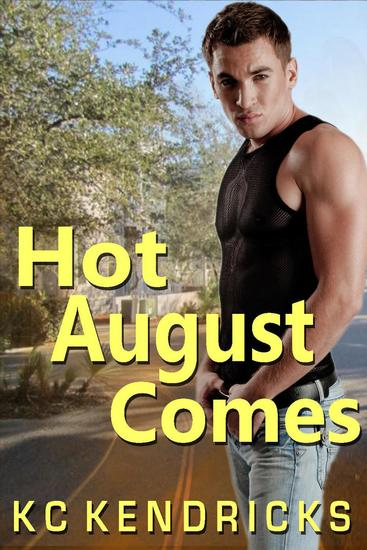 Hot August Comes - cover