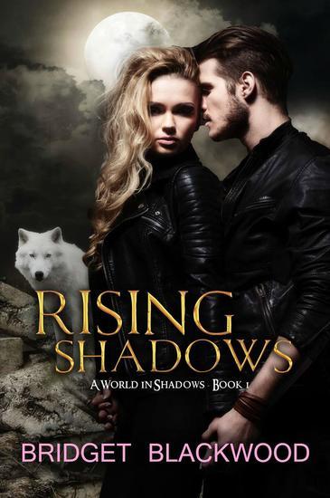 Rising Shadows - World in Shadows #1 - cover