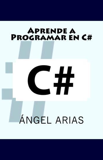 Aprende a programar en C# - cover