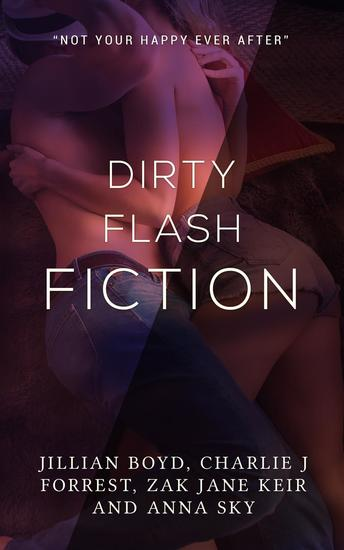 Dirty Flash Fiction - cover