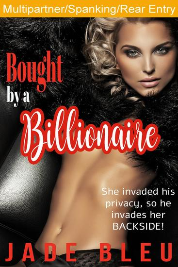 Bought by a Billionaire - Bedding Billionaires #2 - cover