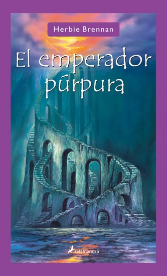 El emperador púrpura - El portal de los Elfos (Vol II) - cover