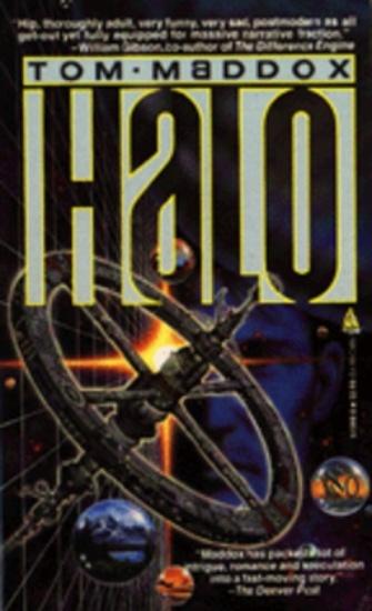 Halo - cover