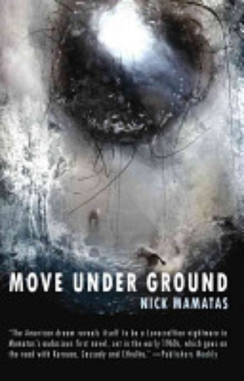 Move Under Ground - cover