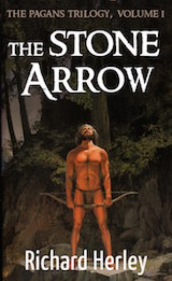 The Stone Arrow - cover