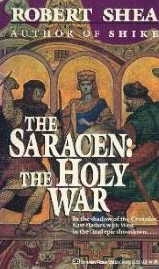 The Saracen: The Holy War - cover