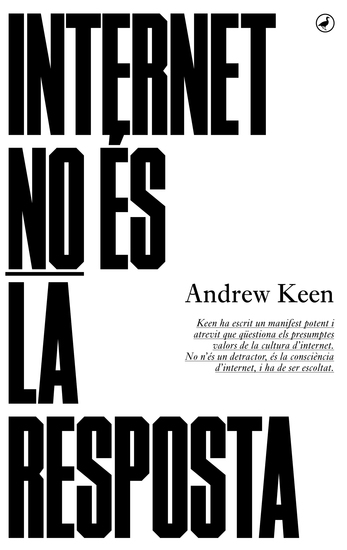 Internet no és la resposta - cover