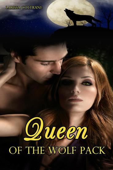 Queen of the Wolf Pack (BBW The Paranormal Erotic Romance Alpha Werewolf Mate) - cover
