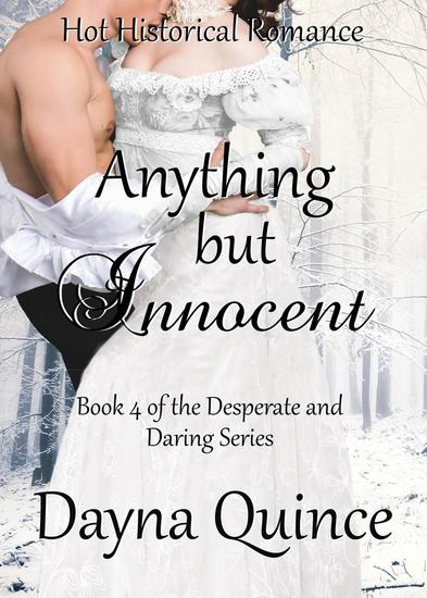 Anything But Innocent - Desperate and Daring Series #4 - cover