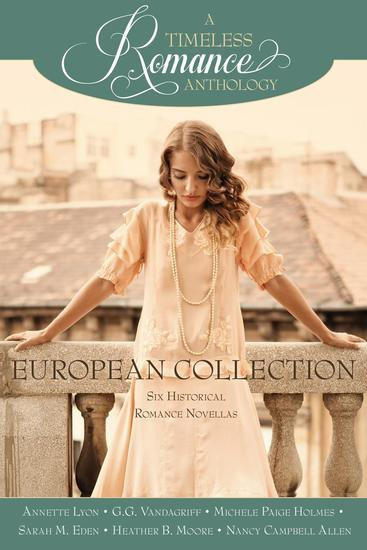 European Collection - A Timeless Romance Anthology #5 - cover