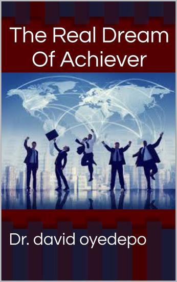 The Real Dream Of Achievers - cover