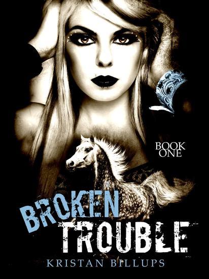 Broken Trouble - Broken Storm #1 - cover