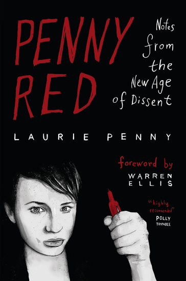 Penny Red - Notes from the New Age of Dissent - cover