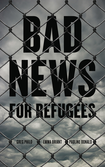 Bad News for Refugees - cover