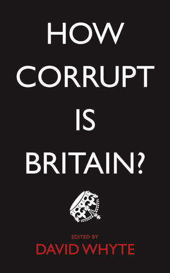 How Corrupt is Britain? - cover