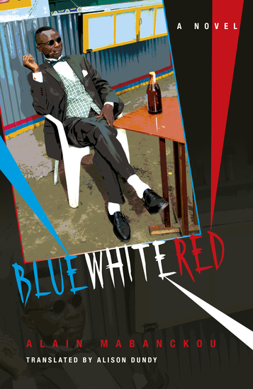 Blue White Red - A Novel - cover