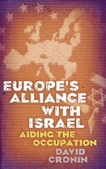 Europe's Alliance with Israel - Aiding the Occupation - cover