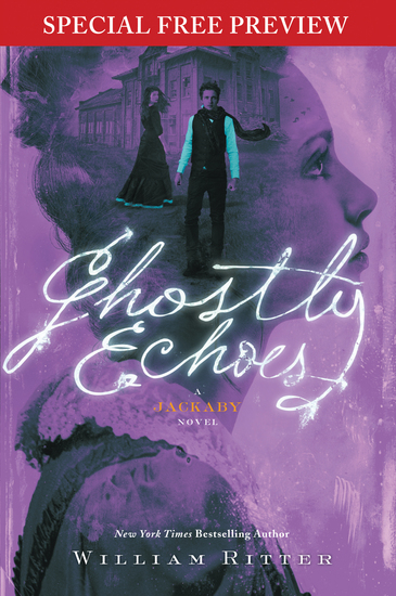 Ghostly Echoes - Special Preview - The First 6 Chapters - cover
