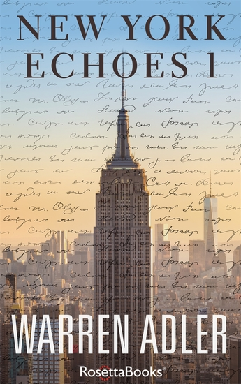 New York Echoes 1 - cover
