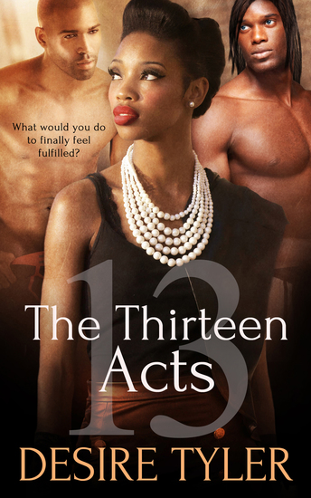The Thirteen Acts - cover