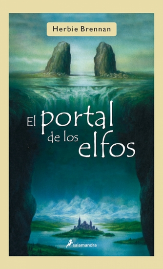 El portal de los elfos - El portal de los elfos (Vol I) - cover