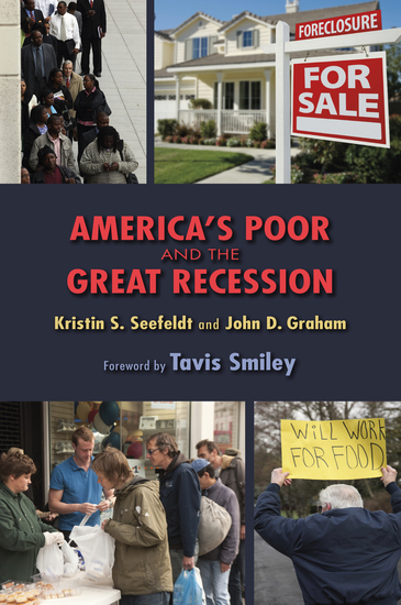 America's Poor and the Great Recession - cover