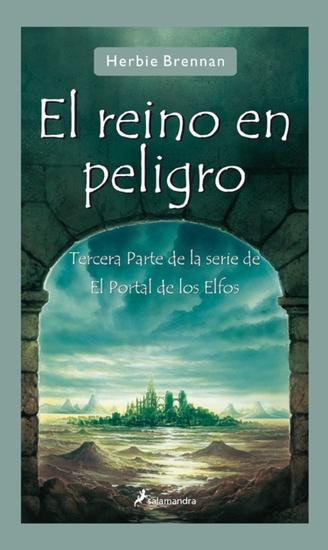 El reino en peligro - El portal de los elfos (Vol III) - cover