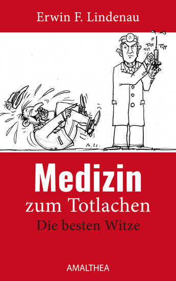 Medizin zum Totlachen - Die besten Witze - cover