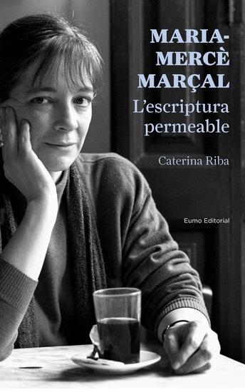 Maria-Mercè Marçal L'escriptura permeable - cover